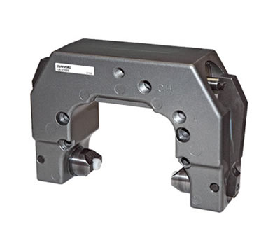 Locking units for rodless cylinders