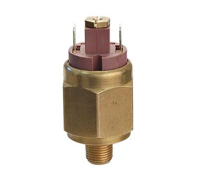 Adjustable diaphragm pressure switch