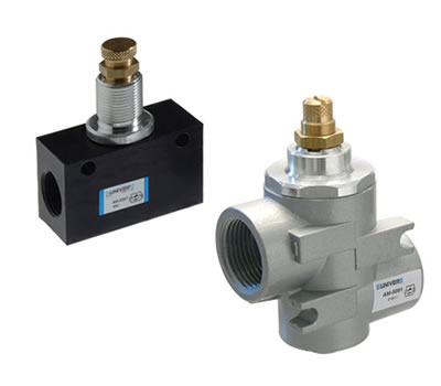 M5 ÷ G1 flow regulators