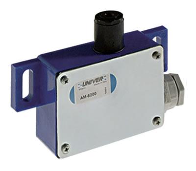 Pneumoelectric transducer