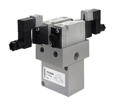 Positioning Device for Pneumatic Cylinders