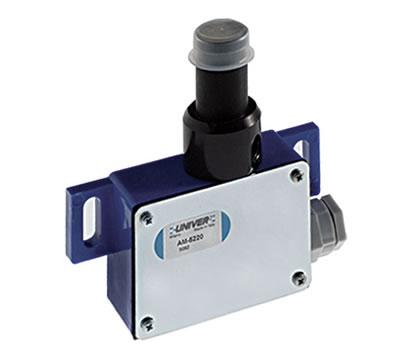 Calibrated pressure switch
