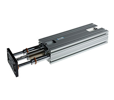 Slide units for telescopic cylinders RT2 series